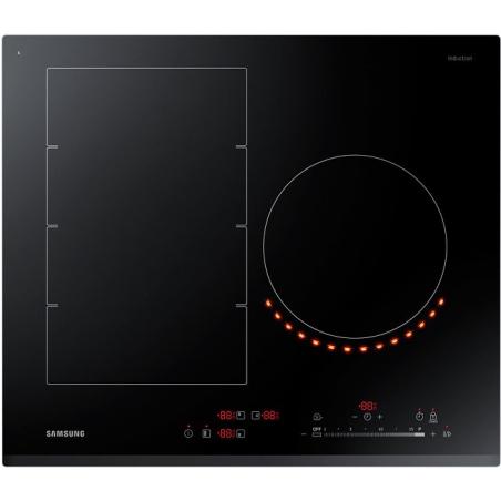 Индукционная варочная панель Samsung NZ63K7777BK